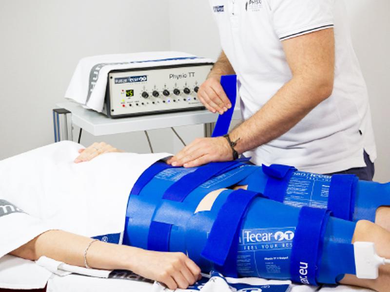 Human Tecar Physio TT - Centro di Cure Fisiche Guarire - Reggio Calabria